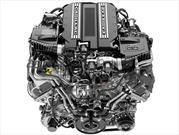 Cadillac devela su motor V8 twin-turbo