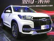 Chery Tiggo 8 es el nuevo buque insignia de la marca china