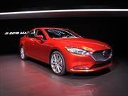 Mazda 6 2018 estrena motor turbo y mejores acabados