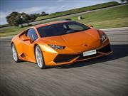 El Lamborghini Huracán incorpora sistema de desactivación de cilindros