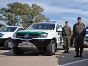 160 Volkswagen Amarok para Gendarmería
