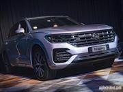 Volkswagen Touareg 2019 en Chile, el embajador