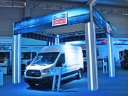 Nuevo Ford Transit 2015: Estreno oficial en FENATRAN