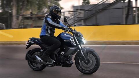 Yamaha México presenta su FZ-S, ahora con frenos ABS