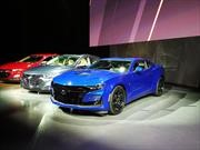 El nuevo Chevrolet Camaro ahora tiene 10 cambios