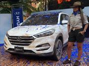 Hyundai Tucson llega a Colombia desde $84'990.000