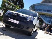 Renault Kangoo Z.E. se lanza en Argentina