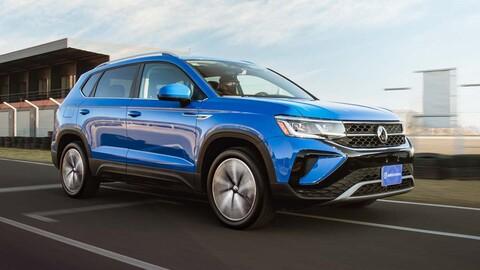 Manejamos el Volkswagen Taos 2021
