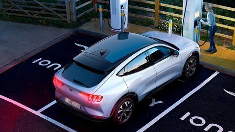 Ford lanzará dos nuevos eléctricos en 2022