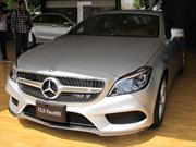 Mercedes-Benz CLS Coupé 2015 llega a México