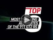 Top 5: Lo más destacado del Porsche 911 GT2 RS