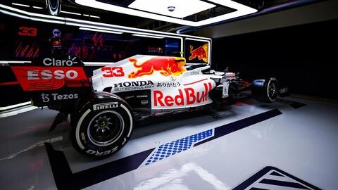 F1: Red Bull y Toro Rosso llevarán una decoración especial en honor a Honda