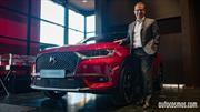 Yves Bonnefont, CEO de DS Automobiles, comenta en detalle los planes de la marca