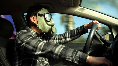 """¿Sabías que el """"olorcito a nuevo"""" del auto es perjudicial para la salud?"""