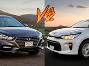 KIA Rio Hatchback 2018 vs Hyundai Accent Hatchback 2018