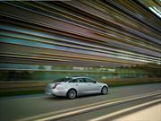 Jaguar Land Rover XJ_e en el Festival de la Velocidad de Goodwood