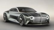 Bentley EXP 100 GT, lujo exponencial