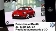 """Volkswagen lanza su nueva aplicación """"iBEETLE"""""""