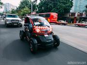 Renault Twizy 2015 a prueba