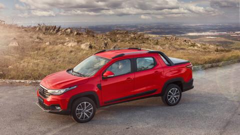 FIAT Strada / RAM 700: pick-up del año en Brasil
