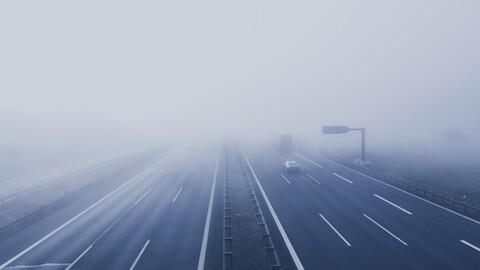Tips para conducir cuando hay neblina