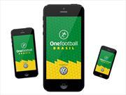 Volkswagen lleva el mundial a tu celular