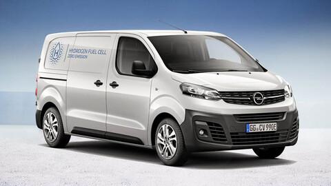 Opel abre la era del hidrógeno en Stellantis