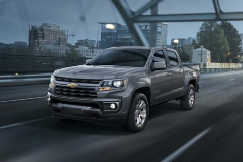 Chevrolet actualiza la Colorado estadounidense