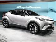 Toyota C-HR, el SUV compacto que faltaba