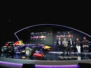 F1 Red Bull Racing presenta el RB9