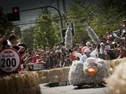 Red Bull Soapbox Race Chile 2016, el regreso de los autos locos