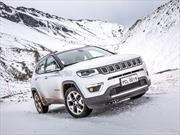 Jeep Compass 2017 se dejará ver en Valle Nevado