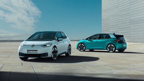 Volkswagen ID.1 es el eléctrico más pequeño para 2025