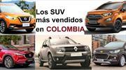 TOP 30 de los SUV más vendidos en Colombia