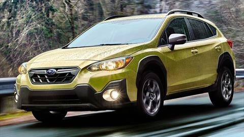 Subaru Crosstrek 2021, actualización con mayor potencia