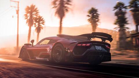 El nuevo Forza Horizon 5 será en México