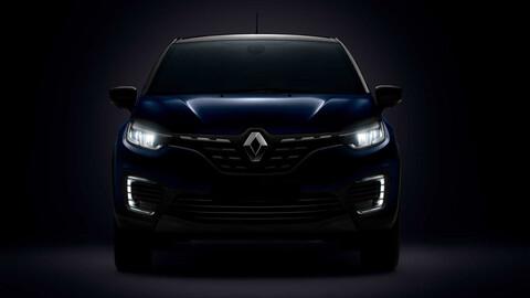 El Renault Captur turbo ya se está fabricando en Brasil