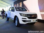 Chevrolet S10 2017 se renueva