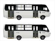 Chevrolet y su bus NPR a gas natural en Colombia