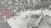 Mazda celebra un siglo de vida