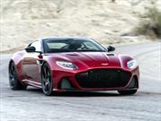 Aston Martin DBS Superleggera, un diseño agresivo acompañado de más de 700 hp