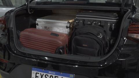 Así hace Chevrolet para medir la capacidad del baúl de sus vehículos