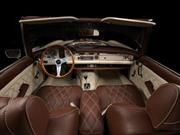 Vilner Studio renuevan un clásico Mercedes-Benz SL Pagoda