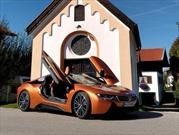 Probamos el BMW i8 Roadster 2019 en Munich