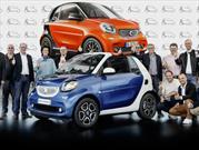 Smart ya lleva 2 millones de vehículos vendidos