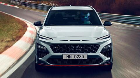 Hyundai Kona N 2022: deportividad total en formato crossover