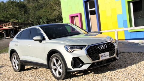 Audi Q3 Sportback a prueba: funcionalidad y deportividad en equilibrio