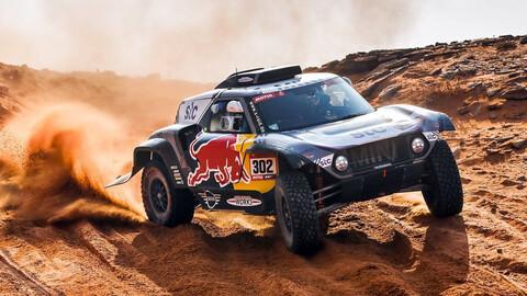 Dakar 2021 - Etapa 8: Peterhansel, Cornejo y Andujar al frente