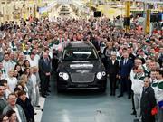 Bentley inicia la producción del Bentayga