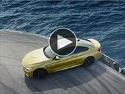 Video: BMW M4 derrapando en un portaaviones